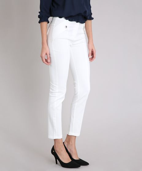 Calca-Feminina-Skinny-com-Botoes-e-Friso-Off-White-9033608-Off_White_1