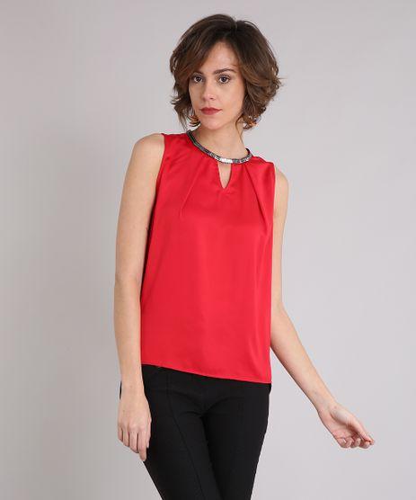 Regata-Feminina-Acetinada-com-Corrente-Decote-Redondo-Vermelha-8899238-Vermelho_1