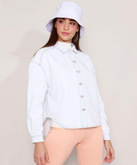 Camisa-Shacket-Jeans-Manga-Longa-Azul-Claro-9985802-Azul_Claro_1