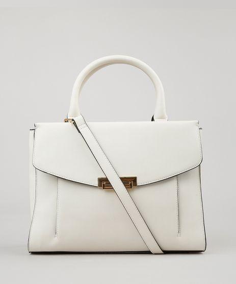 Bolsa-Feminina-Trapezio-com-Bolso-e-Alca-Removivel-Off-White-9040145-Off_White_1