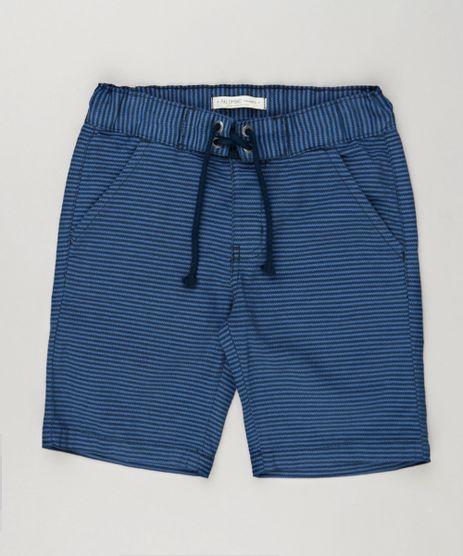 Bermuda-Infantil-Listrada-com-Cordao-Azul-Marinho-9148672-Azul_Marinho_1