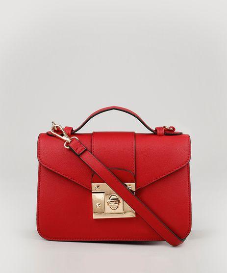 Bolsa-Feminina-Transversal-com-Alca-Removivel-Vermelha-8884195-Vermelho_1
