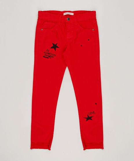 Calca-Color-Infantil-com-Estampa-com-Barra-Desfiada-Vermelha-9168813-Vermelho_1