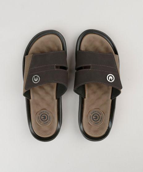 Chinelo-Masculino-Slide-Cartago--Marrom-9211335-Marrom_1
