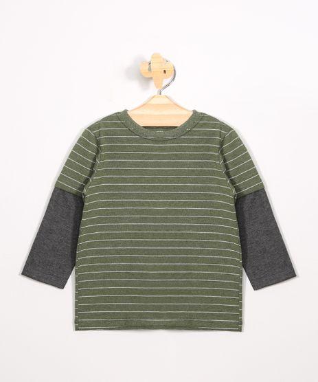Camiseta-Infantil-Listrada-Manga-Longa-com-Sobreposicao-Verde-9978093-Verde_1