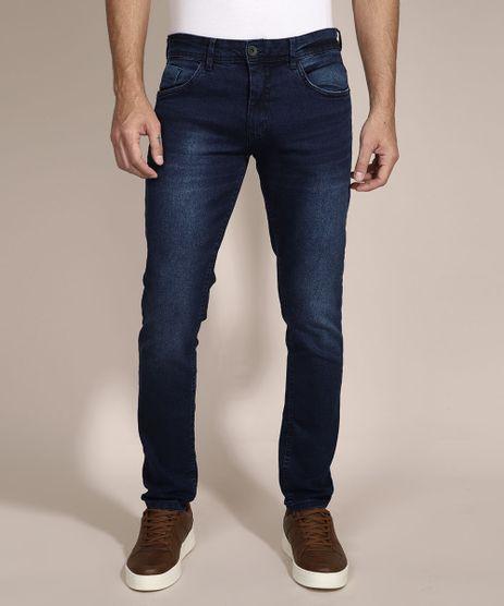 Calca-Slim-Jeans-com-Bolsos-Azul-Escuro-9978819-Azul_Escuro_1