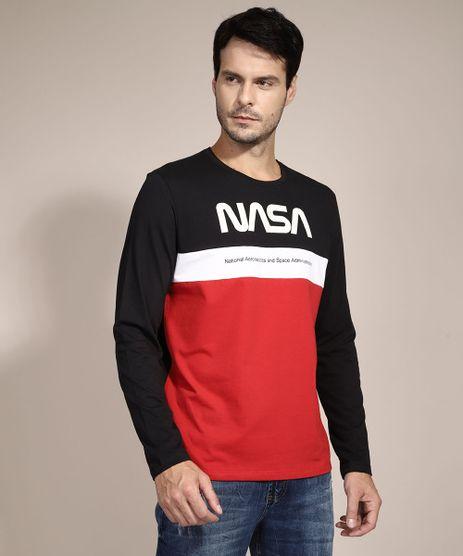 Camiseta-NASA-com-Recortes-Manga-Longa-Gola-Careca-Vermelha-9989071-Vermelho_1