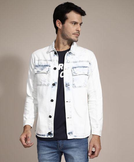 Jaqueta-Comfort-Jeans-com-Bolsos-Azul-Claro-9981191-Azul_Claro_1