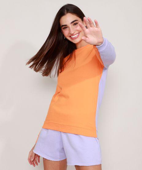 Blusao-de-Moletom-Basico-Bicolor-Decote-Redondo-Laranja-9985454-Laranja_1
