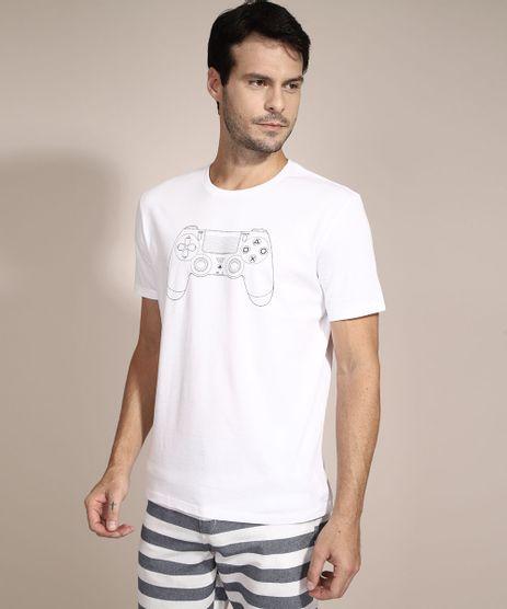 Camiseta-Playstation-Manga-Curta-Gola-Careca-Branca-9989066-Branco_1