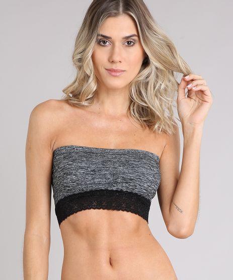 Top-Feminino-Tomara-que-Caia-Sem-Costura-com-Renda-e-Bojo-Removivel-Cinza-Mescla-Escuro-9064629-Cinza_Mescla_Escuro_1
