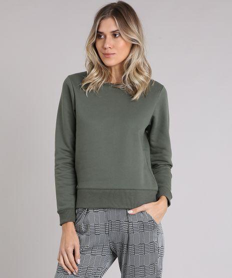 Blusao-Feminino-Basico-em-Modelo-Decote-Redondo-Manga-Longa-Verde-Militar-9193876-Verde_Militar_1