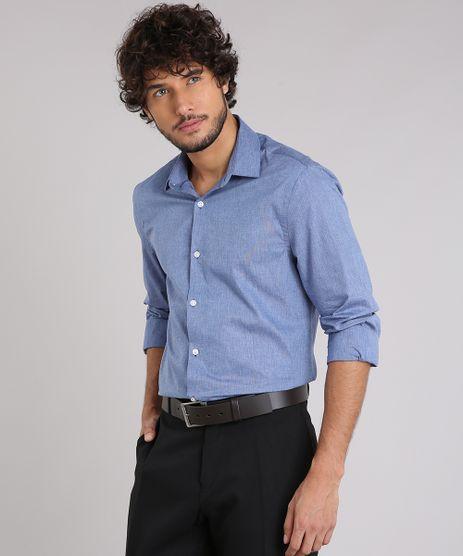 Camisa-Masculina-Comfort-Manga-Longa-Azul-9138610-Azul_1