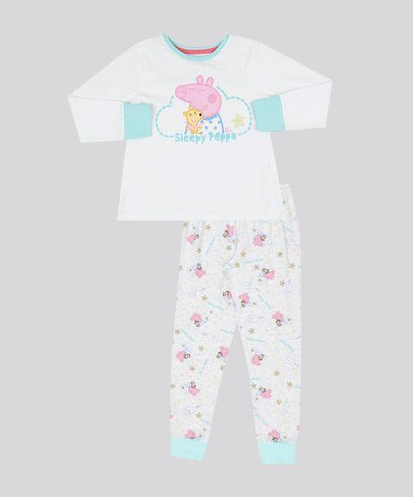 Pijama-Infantil-Peppa-Pig-Brilha-no-Escuro-Manga-Longa-Decote-Redondo-Cinza-Mescla-9133030-Cinza_Mescla_1