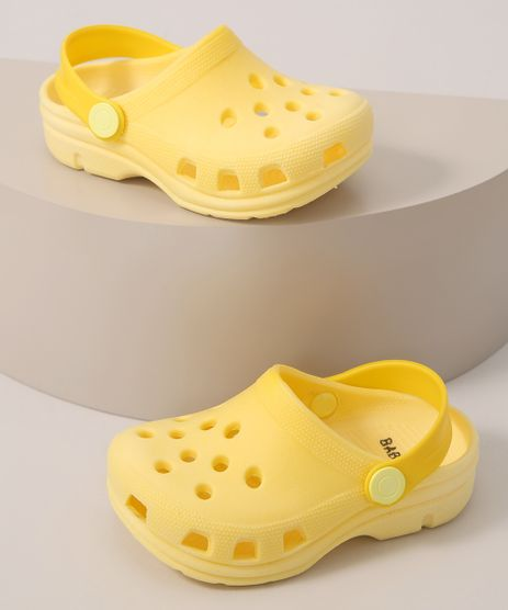 Babuche-Infantil-Amarela-9992645-Amarelo_1