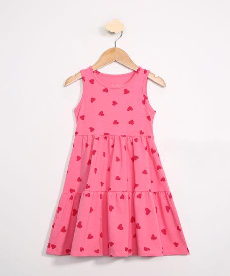 Vestido-Infantil-Estampado-de-Coracoes-Sem-Manga-Rosa-9979199-Rosa_1