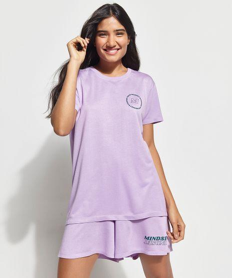 T-Shirt--Change-Your-Mindset--Manga-Curta-Decote-Careca-Mindset-Lilas-9993027-Lilas_1