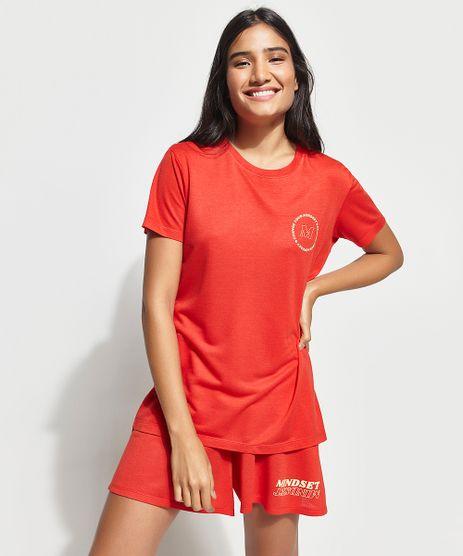 T-Shirt--Change-Your-Mindset--Manga-Curta-Decote-Careca-Mindset-Vermelha-9993027-Vermelho_1