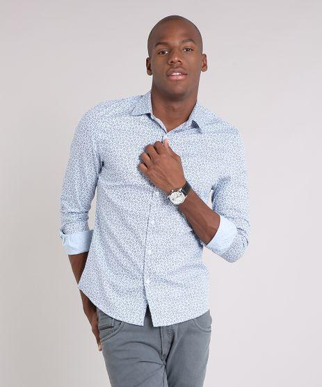 Camisa-Masculina-Slim-Estampada-Floral-Manga-Longa-Azul-Claro-9138286-Azul_Claro_1