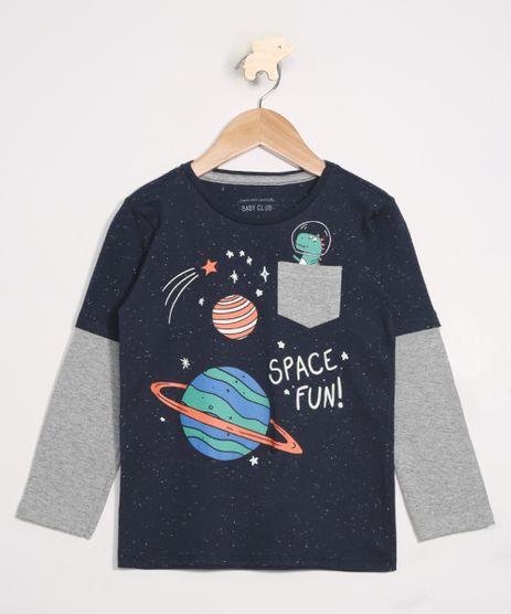 Camiseta-Infantil-com-Recorte-e-Bolso-Manga-Longa-Gola-Careca-Azul-Marinho-9977379-Azul_Marinho_1