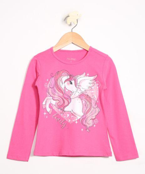 Blusa-Infantil-Unicornio-Manga-Longa-Decote-Redondo-Pink-9989081-Pink_1