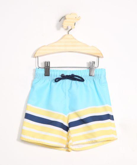 Bermuda-de-Surf-Infantil-Listrada-com-Cordao-Azul-Claro-9986626-Azul_Claro_1