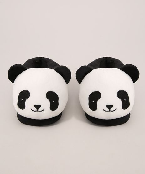 Pantufa-Infantil-Panda-Antiderrapante-Branca-9976000-Branco_1