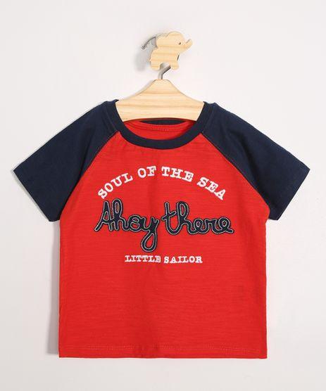 Camiseta-Infantil-Raglan-Manga-Curta-Gola-Careca-Vermelha-9975788-Vermelho_1