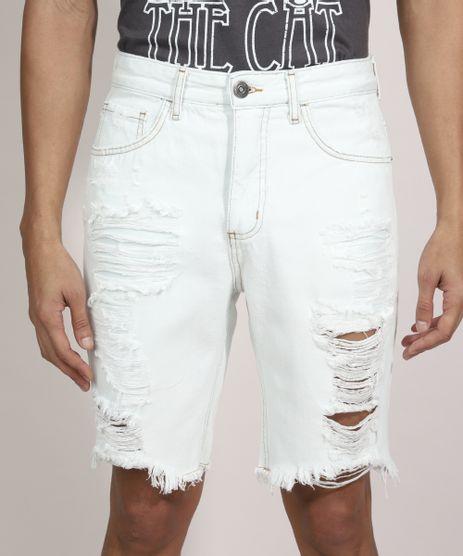 Bermuda-Slim-Jeans-Destroyed-com-Bolsos-Branca-9981486-Branco_1