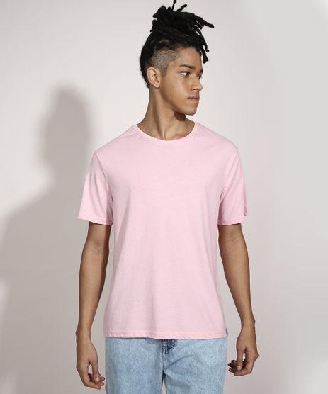 Camiseta-Basica-Manga-Curta-Gola-Careca-Rose-9979817-Rose_1
