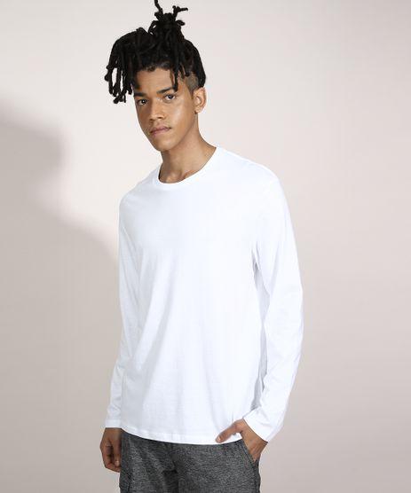 Camiseta-Basica-Comfort-Fit-Manga-Longa-Gola-Careca-Branca-9826872-Branco_1