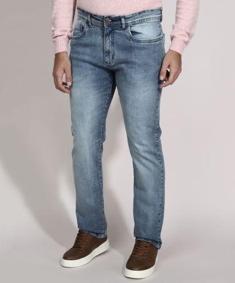 Calca-Reta-Jeans-com-Bolsos-Azul-Claro-9982256-Azul_Claro_1