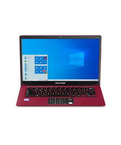 Imagem de Notebook Multilaser Legacy Atom x5-Z8350 2GB RAM 32GB Tela 14,1