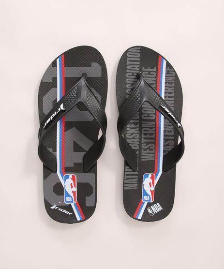 Chinelo-Masculino-Bold-NBA-Rider-Preto-9990853-Preto_1