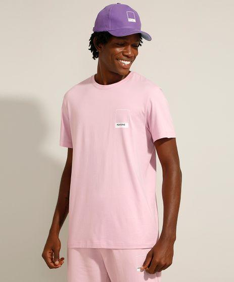 Camiseta-de-Algodao-Manga-Curta-Gola-Careca-Pantone-Rosa-9958968-Rosa_1