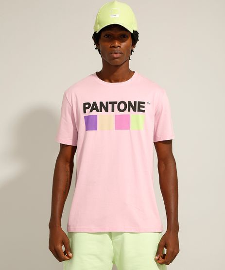 Camiseta-de-Algodao-Cartela-de-Cores-Manga-Curta-Gola-Careca-Pantone-Rosa-9989069-Rosa_1