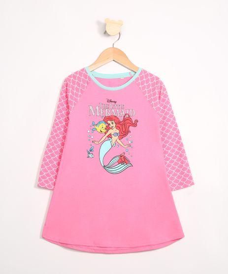 Camisola-Infantil-Raglan-Ariel-Manga-Longa-Decote-Redondo-Rosa-9983171-Rosa_1