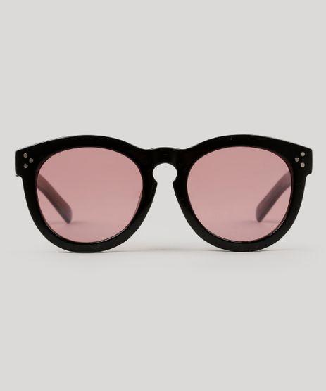 Oculos-de-Sol-Redondo-Feminino-Oneself-Preto-9239787-Preto_1