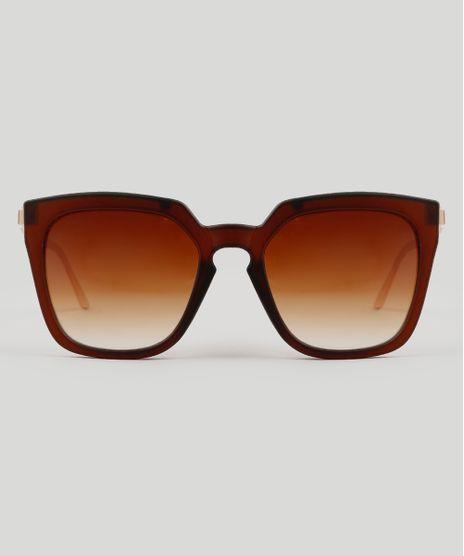 Oculos-de-Sol-Quadrado-Feminino-Oneself-Marrom-9224717-Marrom_1