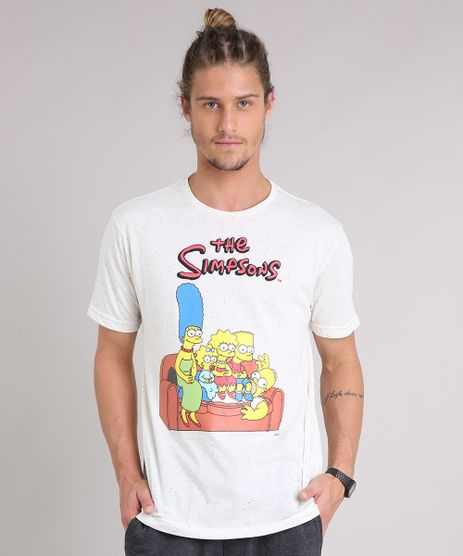 Camiseta-Masculina-Os-Simpsons-Manga-Curta-Gola-Careca-Off-White-9223887-Off_White_1