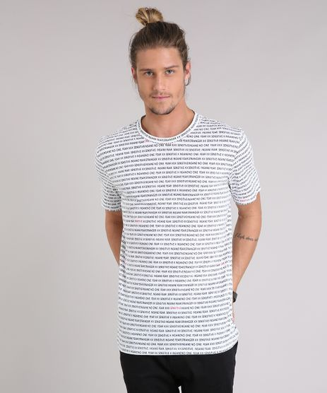 Camiseta-Masculina-Estampada--Sensitive--Manga-Curta-Gola-Careca-Off-White-9204677-Off_White_1