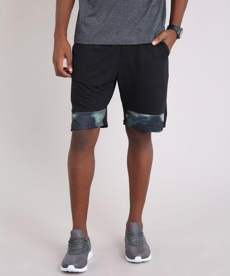 Bermuda-Masculina-Esportiva-Ace-em-Moletom-com-Recortes-Preta-9155548-Preto_1