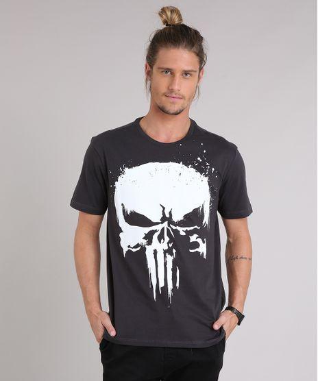 Camiseta-Masculina-Justiceiro-Manga-Curta-Gola-Careca-Chumbo-9216175-Chumbo_1