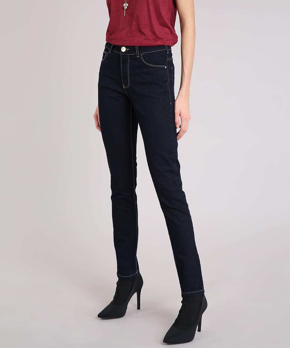 ... Calca-Jeans-Feminina-Skinny-com-Algodao---Sustentavel- 39c67e42d1604