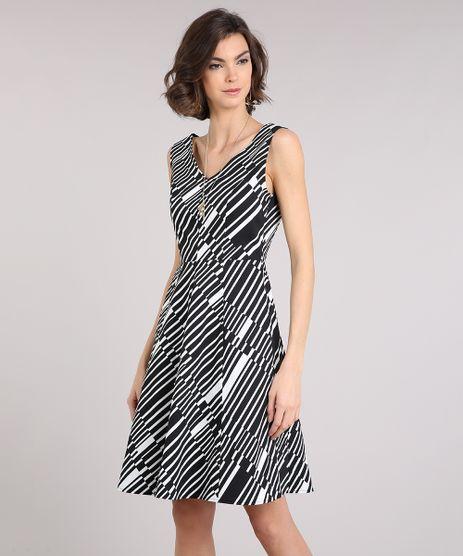 Vestido-Feminino-Estampado-Geometrico-Curto-Sem-Manga-Decote-V-Off-White-9035634-Off_White_1