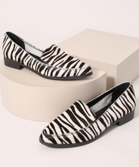 Mocassim-Feminino-Estampado-Animal-Print-de-Zebra-Multicor-9993196-Multicor_1