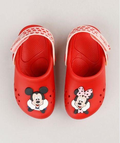 e7a0c1a88 Sandalia-Infantil-Grendene-Minnie-e-Mickey-Vermelha-9182208- ...