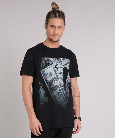 Camiseta-Masculina--Fever-Company--Manga-Curta-Gola-Careca-Preta-9204679-Preto_1