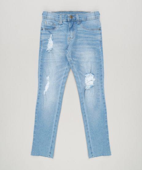 Calca-Infantil-Jeans-Destroyed-com-Barra-Desfiada-Azul-Claro-9217171-Azul_Claro_1