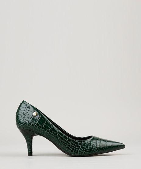 Scarpin-Feminino-Bico-Fino-Vizzano-Texturizado-em-Verniz-Verde-Escuro-9230084-Verde_Escuro_1